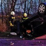 Halálos baleset történt a 10-es úton, meghalt egy motoros