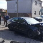 Súlyosan megsérült a sofőr – Peugeot és egy Volkswagen csattant össze Gödöllőn