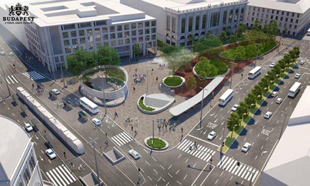 Elképesztően jó hely lesz a felújított Blaha Lujza tér