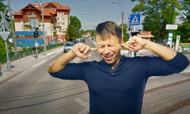 Nyilvánosságra került a jelentés: Az M0-ás és a HÉV miatt nagy a zajterhelés Budakalászon