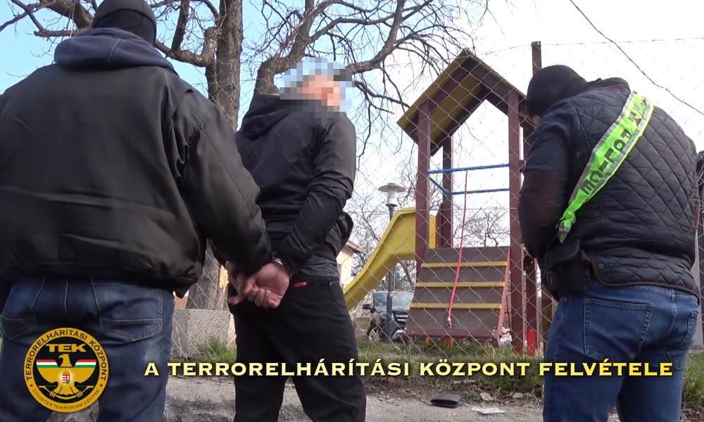 Rendőrségi akció: Budakeszin fogták el a szökésben lévő bűnözőt