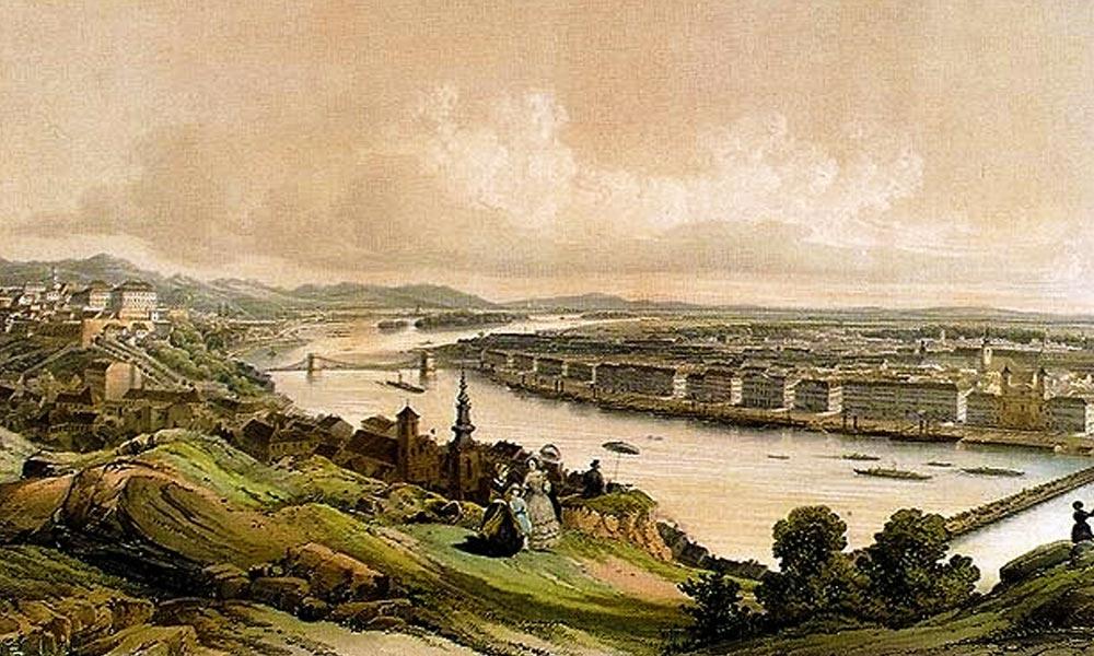 Már 1848-ban sem volt könnyű lakáshoz jutni Pesten