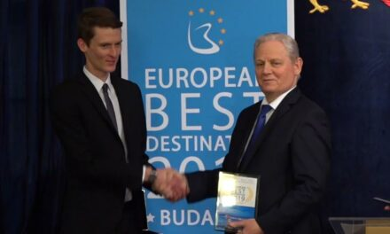 Budapest lett a legjobb úticél Európában
