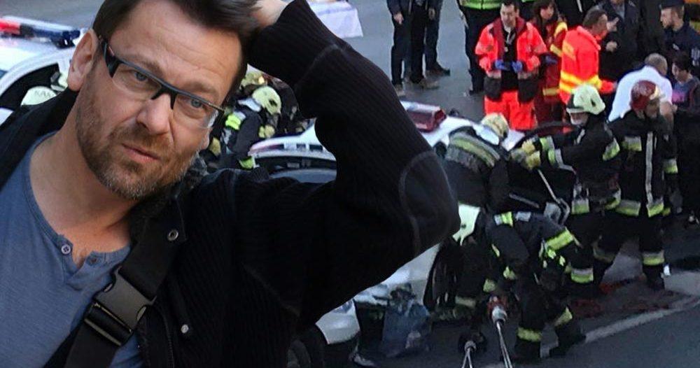 """""""Szerettem volna találkozni vele, és bár először belement, később megkért, hogy ne keressem többet"""" – látni sem akarja a baleset egyik rendőr sérültje Lovasi Andrást"""