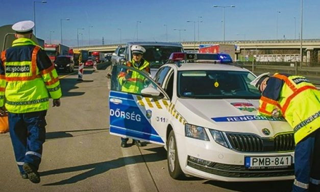Óriási rendőrségi razzia indul az utakon, előre szóltak mire ugranak most a rendőrök