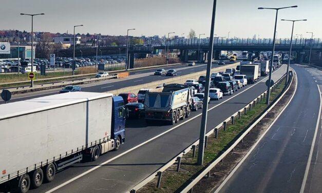 Bringás zöldfolyósót építenek az M1-M7 bevezetőtől a Dunáig, a Déli körvasút építésével egy időben