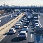 Torlódás mindenhol: az M0-áson, az autópályákon és a főutakon