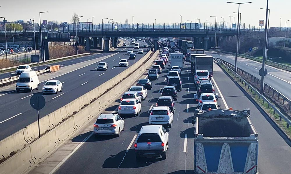 Óriási összeesküvés áldozatai az agglomeráció autósai