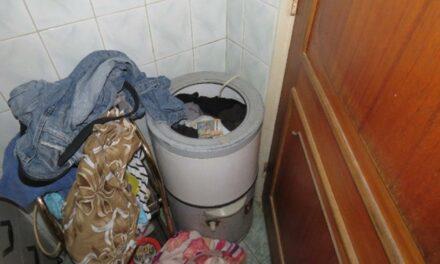 Sok lopott pénz került elő egy vacak mosógépből
