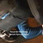 Rendőrségi rajtaütés: Két fiatal drogkereskedőt fogtak el Pátyon és Zsámbékon