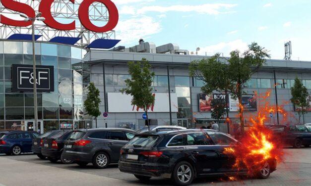 Rablás és kézigránát robbantás a Tesco parkolójában – hamarosan ítélethirdetés lesz