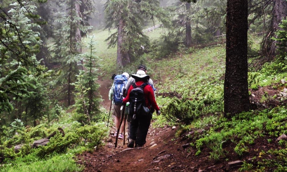 Megint túrázókat kellett menteni a mobiltelefonos GPS-ek korszakában