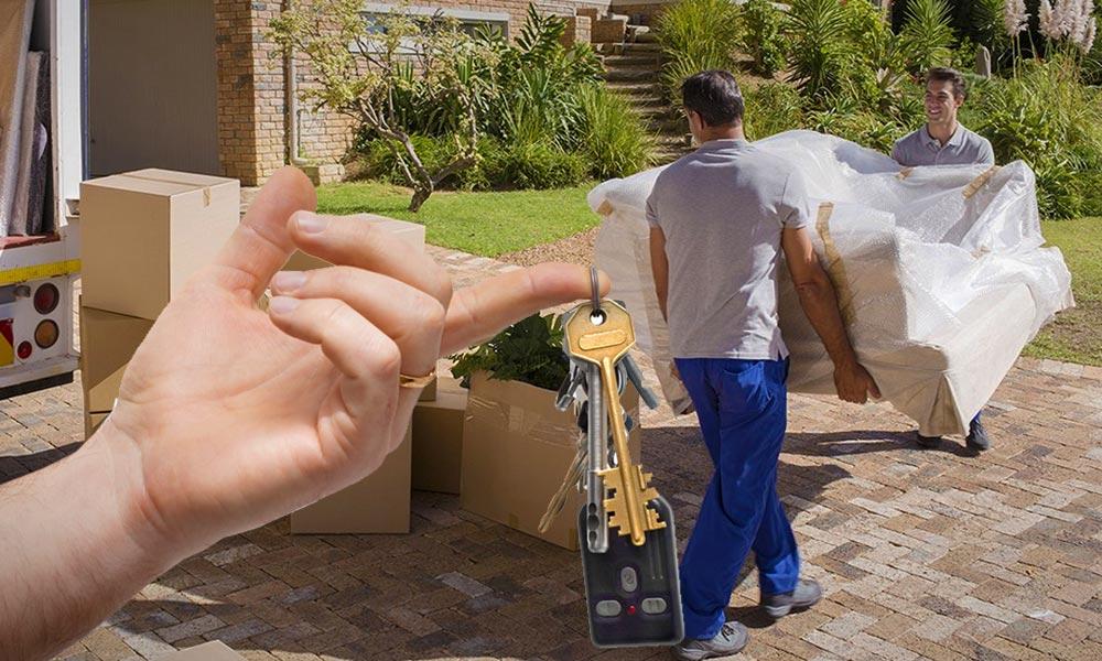 Ingatlan kulcsátadási praktikák – Így lehet biztonságosan átadni és átvenni egy ingatlant