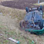 Két majdnem azonos baleset történt a 4-esen Üllő közelében