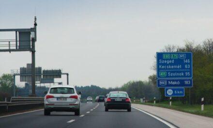 Durva baleset az M5-ösön: több kilométeres a torlódás