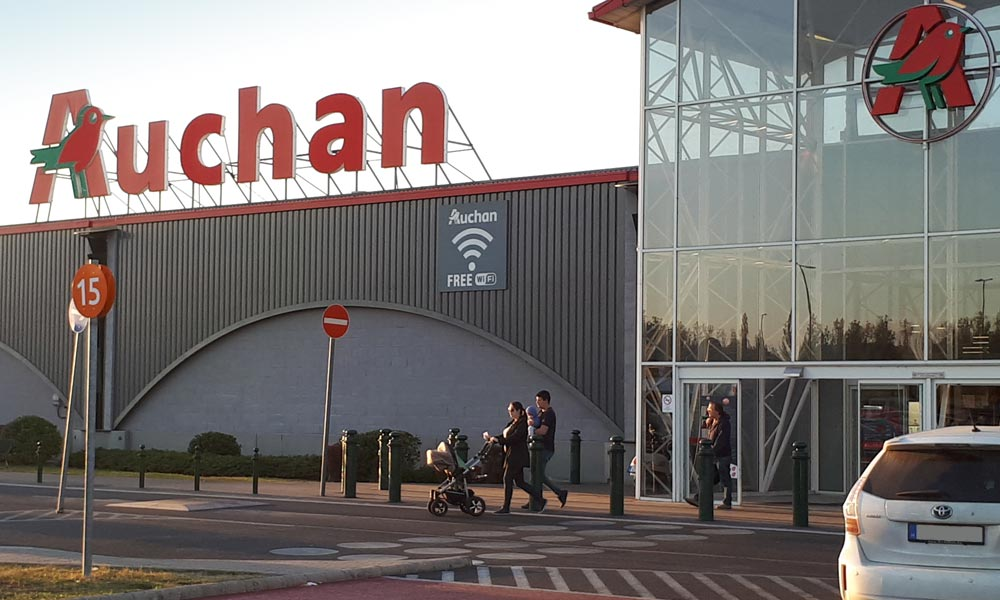 Koronavírusos lett a maglódi Auchan egyik munkatársa – lezárták a pékséget