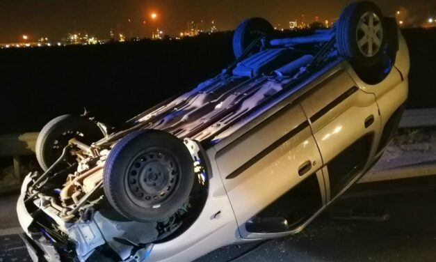 Két baleset miatt nagy a torlódás az M0-áson