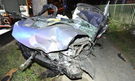 Csúnya baleset a fővárosban, nem élte túl az ütközést a sofőr