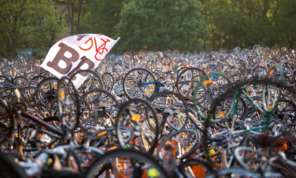 Biciklis felvonulás Budapesten – Vasárnap korlátozott forgalomra számíthatunk