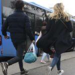 Kinyírták a metrópótló buszok a Váci utat