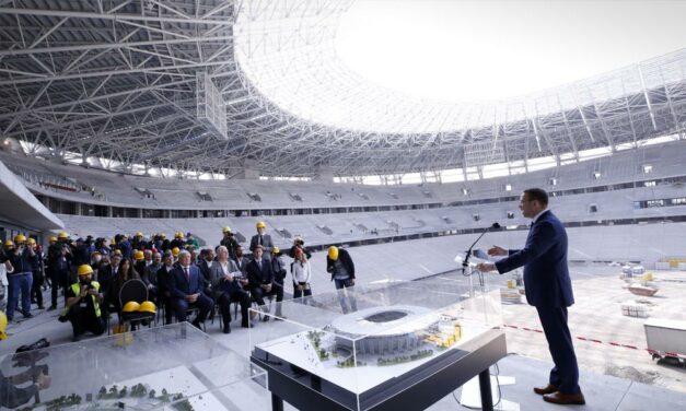 Milliókat adtak a Budapesti Olimpiai Mozgalom ösztöndíjasainak