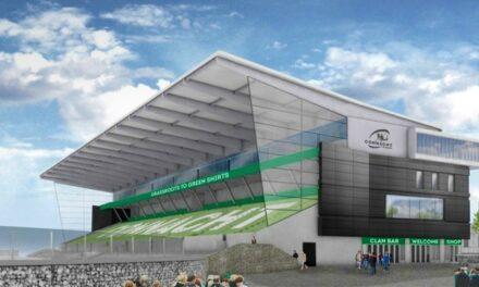 Új stadion épül Budapesten