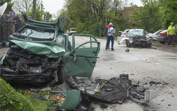 Elhunyt a szentendrei baleset áldozata