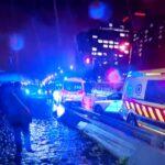 Tragédia a Dunán: Két hajó összeütközött, emberek zuhantak a vízbe, áldozatok is vannak