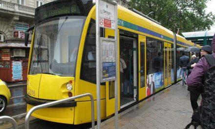 Felfordulás lesz a Nagykörúton, buszok pótolják a 4-es és a 6-os villamost