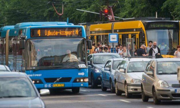 Változás a nagykörúti villamospótló buszoknál