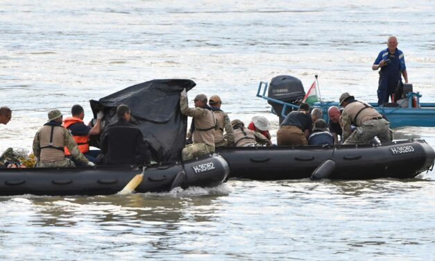 Katasztrófa a Dunán: Az agglomerációban, Érdnél is előkerült egy holttest