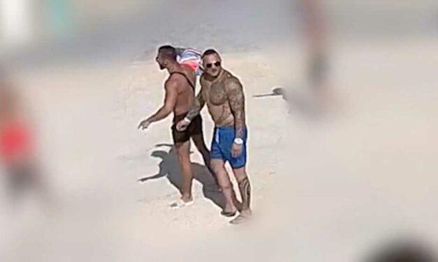 Négy kigyúrt férfi balhézott a Lupa-tónál, keresi őket a rendőrség