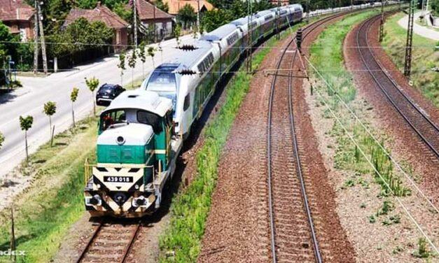 Lesifotón az első emeletes Stadler-Kiss vonat az agglomerációban