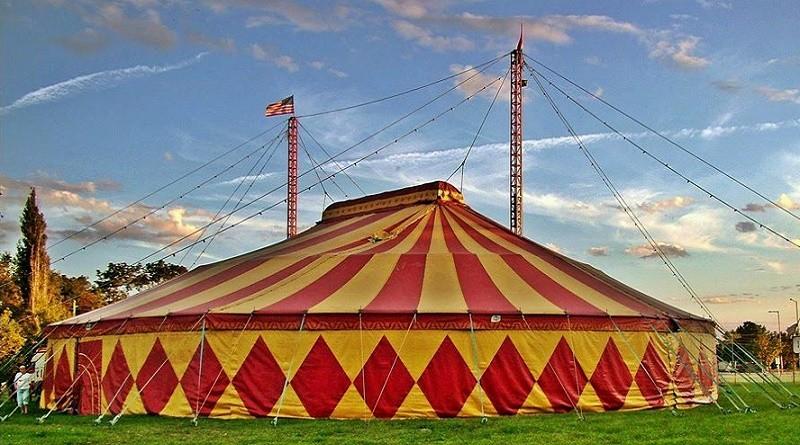 Cirkusz lesz a kormányzati negyednek megálmodott területen