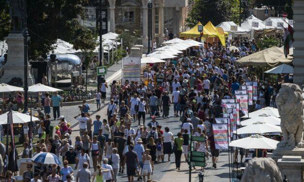 Több tízezer látogatója volt az idei Mesterségek Ünnepének