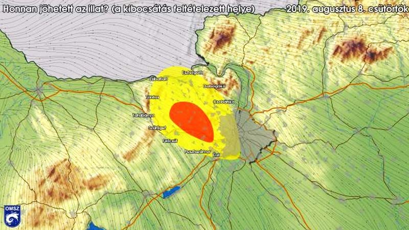 Még hatszor lesz tömény szarszag Budapesten és környékén
