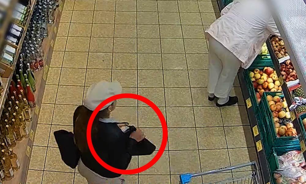 Óvatosan a hétvégi bevásárláskor! A kosárból lopják ki a táskákat a pofátlan tolvajok