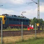 Egy embert elgázolt a vonat a Cegléd-Nyugati pályaudvar vonalán