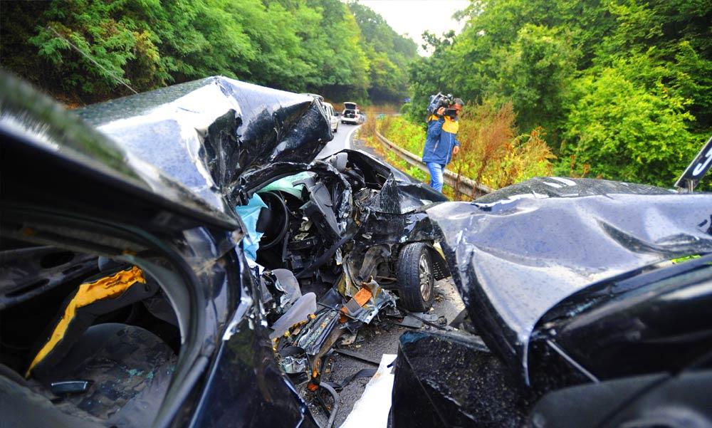 Veszélyes fordosok, óvatos suzukisok. Meglepetés a legtöbbször balesetet szenvedett autómárkák listáján