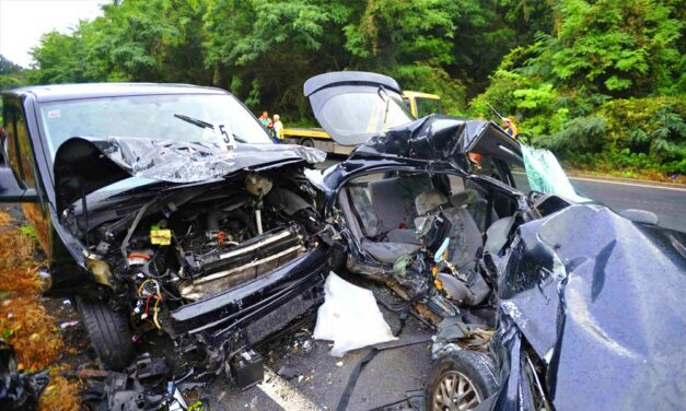 Útzár az 51-es főúton, halálos baleset történt