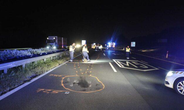 """""""Nyomtam a dudát, de nem lassított"""" – megszólalt a hajnali M5-ön történt halálos baleset egyik szemtanúja"""