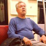 Farkas Bertalan az űrhajót a 2-es metróra cserélte, a Keletinél kapta le egy olvasónk