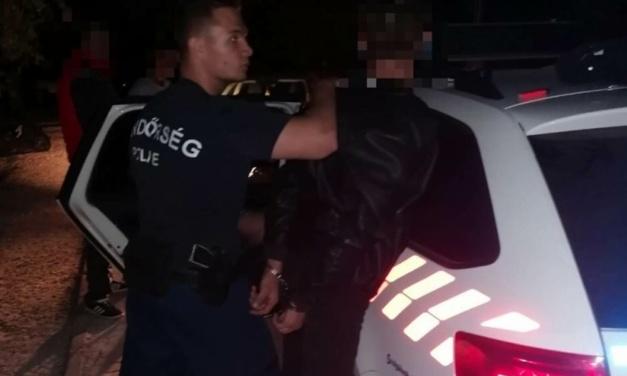 Autót lopott 3 fiatal az agglomerációban