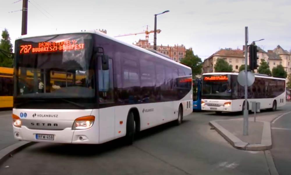 Az utasok és a sofőrök is kiborultak az agglomerációba induló buszok megállójától