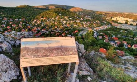 Törökugrató Budaörsön: A csúcsáról még az Ikeára és az M7-esre is rácsodálkozol