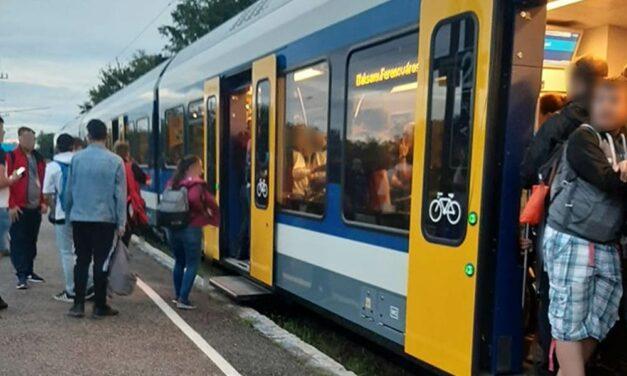 MÁV: nem történhet meg többé, hogy a munkaidő miatt leáll egy vonat