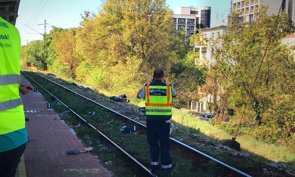 Egy 16 éves lányt gázolt el a vonat Zuglóban. Óriási késések lesznek Monor felé