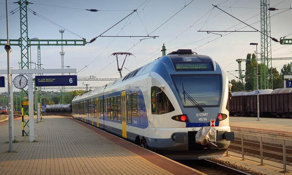 Változik a menetrend több agglomerációs vasútvonalon