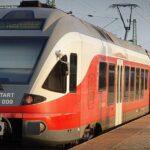 Szétszakadt a vonat a lajosmizsei vonalon, az utasok egyedül maradtak a nyílt pályán