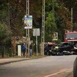Egymást érik a balesetek Budán, az 1-es főút is kritikus